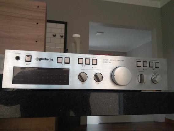 Amplificador Gradiente Model 166/sansui /akai/pioneer/techin