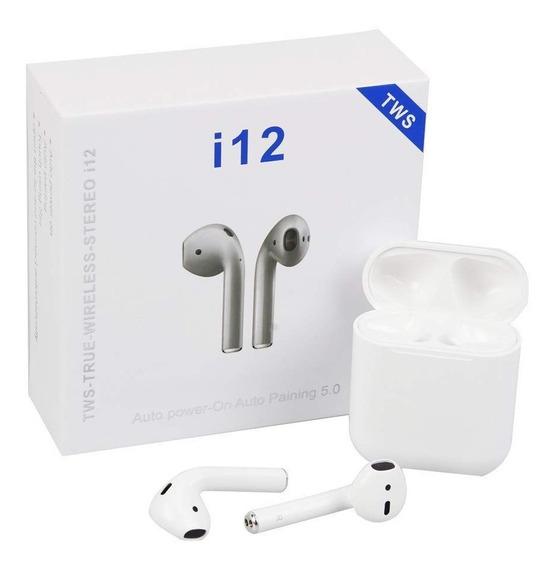 Audífonos AirPods Inalámbrico I12 Tws Bluetooth