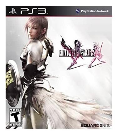 Final Fantasy 13-2 Ps3 Original Digital