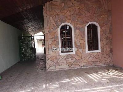 Casa Com 3 Dormitórios À Venda, 156 M² Por R$ 318.000 - Residencial União - São José Dos Campos/sp - Ca0365