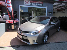 Toyota Corolla Le L4/1.8 Aut 2015 Bronce