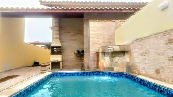 Oportunidade Casa Nova Com Piscina Avenda Em Itanhaem Ref360