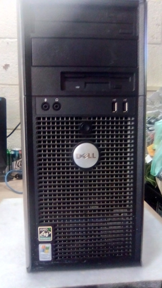 Cpu Dell Optiplex 740 Athlon64 Dualcore 2.1 2gb Ram 500gb Hd