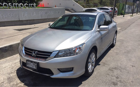 Honda Accord 4p Exl Sedan V6 Piel Abs Q/c Cd Cvt Nav 2013