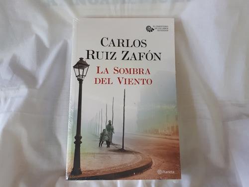 La Sombra Del Viento Carlos Ruiz Zafon Planeta Edic  Grande