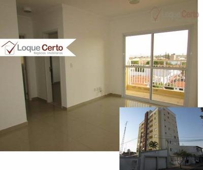 Apartamento Para Locação, 02 Dormitórios 01 Suíte, Cidade Nova I, Indaiatuba. - Ap0145
