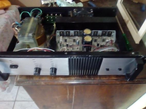 Amplificador Gemini Pvx 800 Nao Cygnus