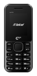 Telefono Celular Barra Nyx 306 Negro
