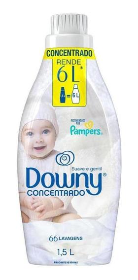 Amaciante Concentrado Downy Suave E Gentil 1,5l
