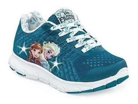 Zapatillas Addnice Frozen Snow ¡¡con Luz!! ¡¡envío Gratis!!