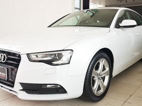 Audi A5 2.0 2014 Teto Solar Branco - Monteiro Multimarcas