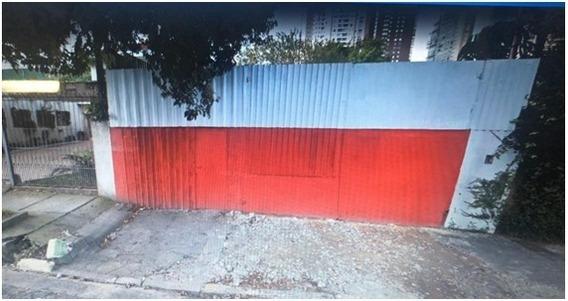Terreno Comercial À Venda, Campo Belo, 222m²! - Ze44742
