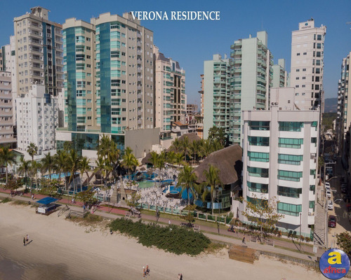 Imagem 1 de 30 de Apartamento 3 Suítes, 3 Vagas De Garagem Na Meia Praia Em Itapema/sc - Imobiliária África - Ap00356 - 69671871