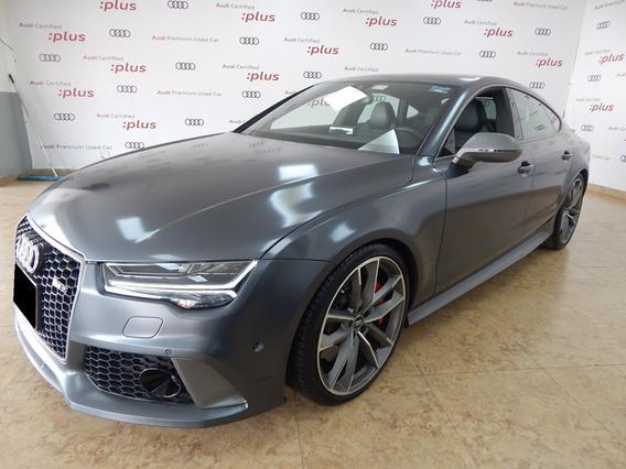Audi A7 2018 4.0 V8 Rs7 Performance Biturbo Quattro Tiptroni