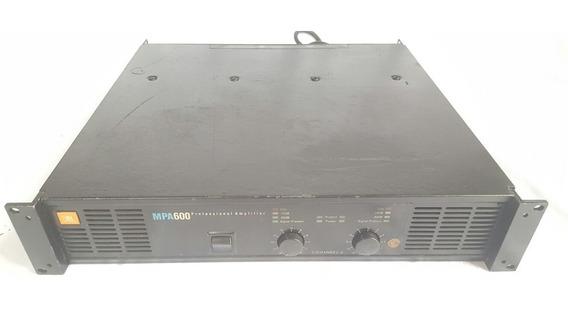 Amplificador Jbl Mpa600