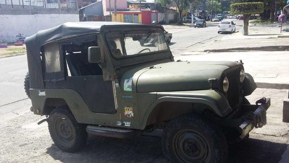 Jeep Jeep Qillis Cj5
