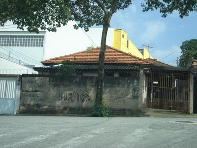 Terreno À Venda, Santo André/sp - 14514