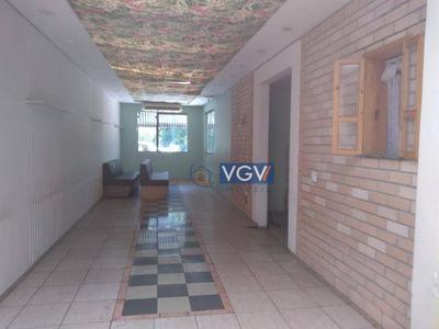 Casa Comercial Para Venda E Locação, Vila Mariana, São Paulo. - Ca0424