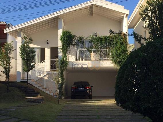 Casa Com 3 Dormitórios À Venda, 230 M² Por R$ 850.000 - Condomínio Portal Da Vila Rica - Itu/sp - Ca3376