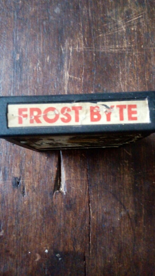 Cartucho Video Game Frost Byte