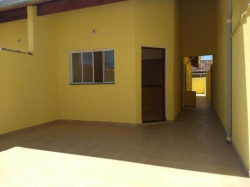 Excelente Casa Nova No Suarão Em Itanhaém - 4988 | Npc