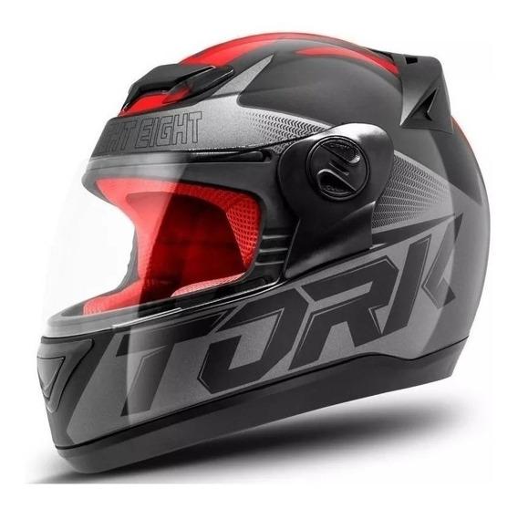 Capacete Moto Fechado Pro Tork Evolution G7 Promoção