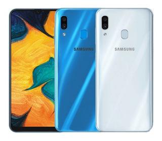 Celular Samsung A30 2019 ! 64gb 4gb Ram ! Nuevos ! Envios !