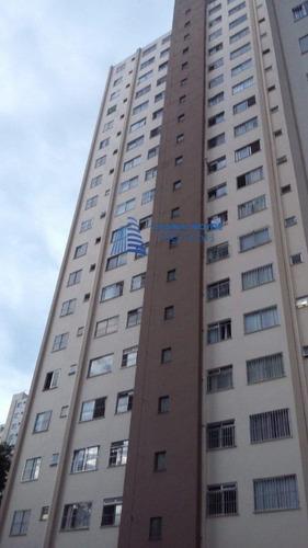 Apartamento Para Venda Em São Paulo, Parque Novo Mundo, 2 Dormitórios, 1 Banheiro, 1 Vaga - 935_1-1420621