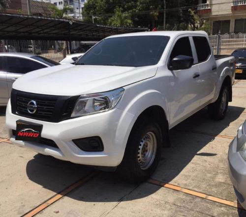 Nissan Frontier 2019 2.5l Mecánica Diésel