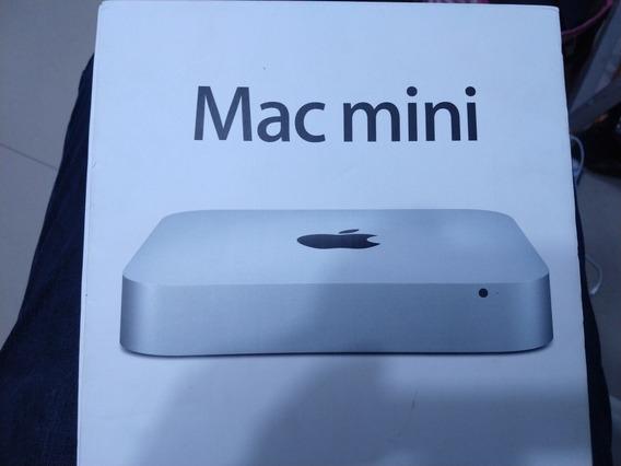 Vendo Apple Mac Mini Procesador I7 1 Tb De Disco 4gb Ram