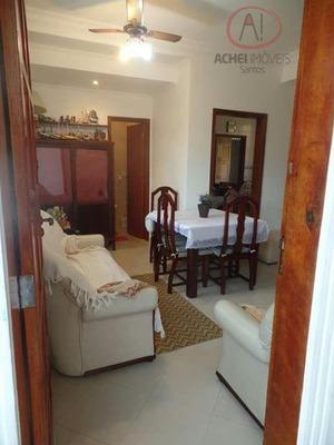 Casa Residencial À Venda, Ponta Da Praia, Santos - Ca1167. - Ca1167