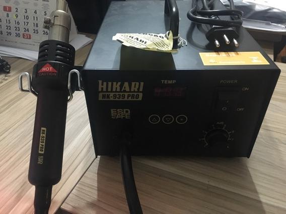 Estação De Retrabalho Hikari Hk-939 Pro 220v