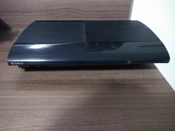 Playstation 3 Com Jogos, Controle E Controle De Movimento.