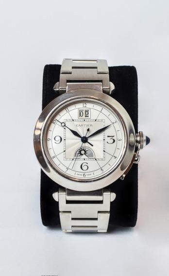Reloj Cartier Pasha Modelo-moonphase Big Date Caballero