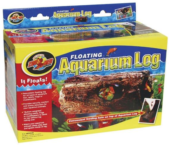 Zoomed Tronco Flutuante Medio Para Aquarios Fa-20