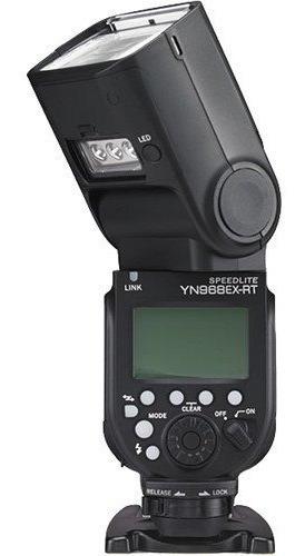 Flash Yongnuo Speedlite Yn968ex-rt Canon Yn968 12x S/juros