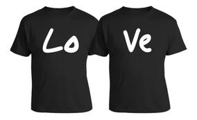 Camiseta Camisa Tradicional Casal Namorados Noivos Love
