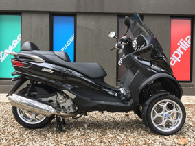 Piaggio Mp3 500 Business Negra - Motoplex San Isidro