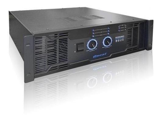 Amplificador Oneal 5500pro - 220v