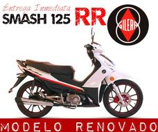 Moto Gilera Smash 125 Rr 0km 2017