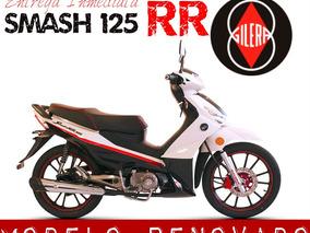 Moto Gilera Smash 125 Rr 0km 2018