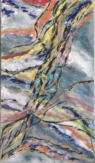 Cuadros Abstractos 40 X 70