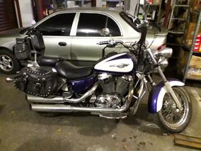 Honda Shadow 1100cc Como Nueva