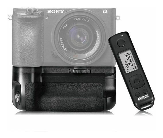 Battery Grip Meike Mk-a6500 Pro P/ Sony A6500 + Controle