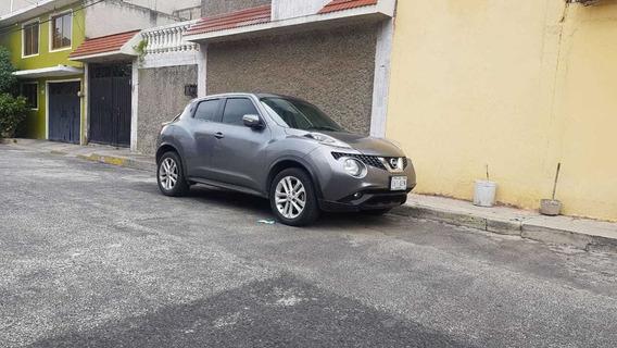 Nissan Juke 1.6 Advance Navi Cvt 2015