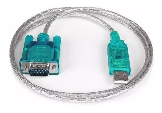 Cable Adaptador Usb - Serial Puerto Serie - Rs232 Db9 2.0