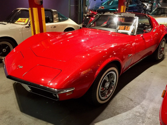 Chevrolet Corvette Stingray T- Top 1969 Unico!!!!