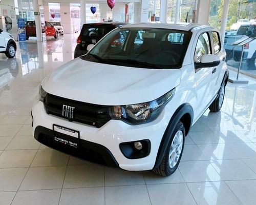 Fiat Mobi 1.0 Llavexllave Cuotas Fijas Entrega Inmediata T
