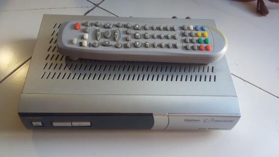 Deco Movista Tv Modelo Echostar 646 Activo