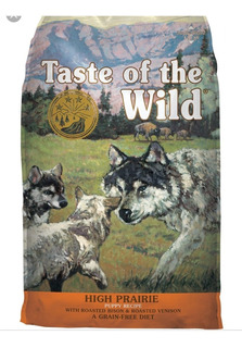 Taste Of The Wild Puppy Bisonte 28lb
